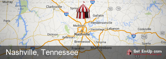 Set-EmUp Tent Rentals in Nashville
