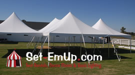 Set-EmUp Tent Rentals in Nashville TN