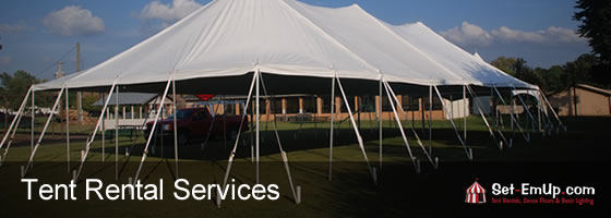 Tent Rental Services Nashville Tennessee